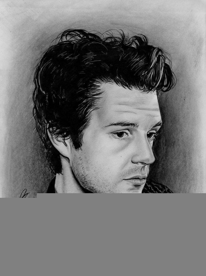 Brandon Flowers by greg-drawings